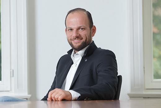 Patrick Junge, Geschäftsführer Peter Pane | Delphos Technische Kriminalprävention