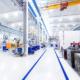 Produktion Abbildung | Delphos Technische Kriminalprävention
