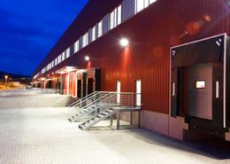 Lagerhallen Abbildung | Delphos Technische Kriminalprävention