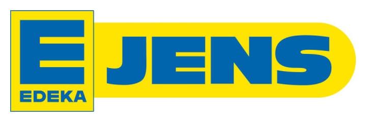 EDEKA Jens Firmenlogo | Delphos Technische Kriminalprävention