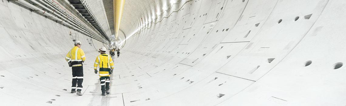BabEng Tunnelbau | Delphos Technische Kriminalprävention