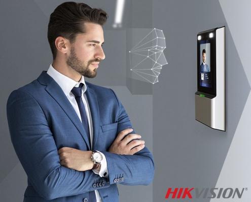 Hikvision Zutrittskontrolle | Delphos Technische Kriminalprävention